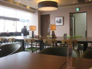 ノマドカフェ CINNABONシナボン/シアトルズベストコーヒー六本木店