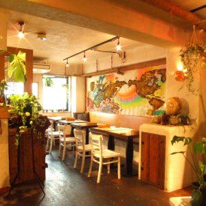 ノマドカフェ 旅Cafe GIFT 下北沢HOME