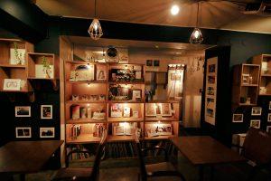 ノマドカフェ art baru muse