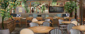 ノマドカフェ Sicilian Terrace BUONO