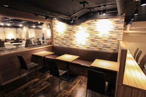 ノマドカフェ KANDA LOUNGE
